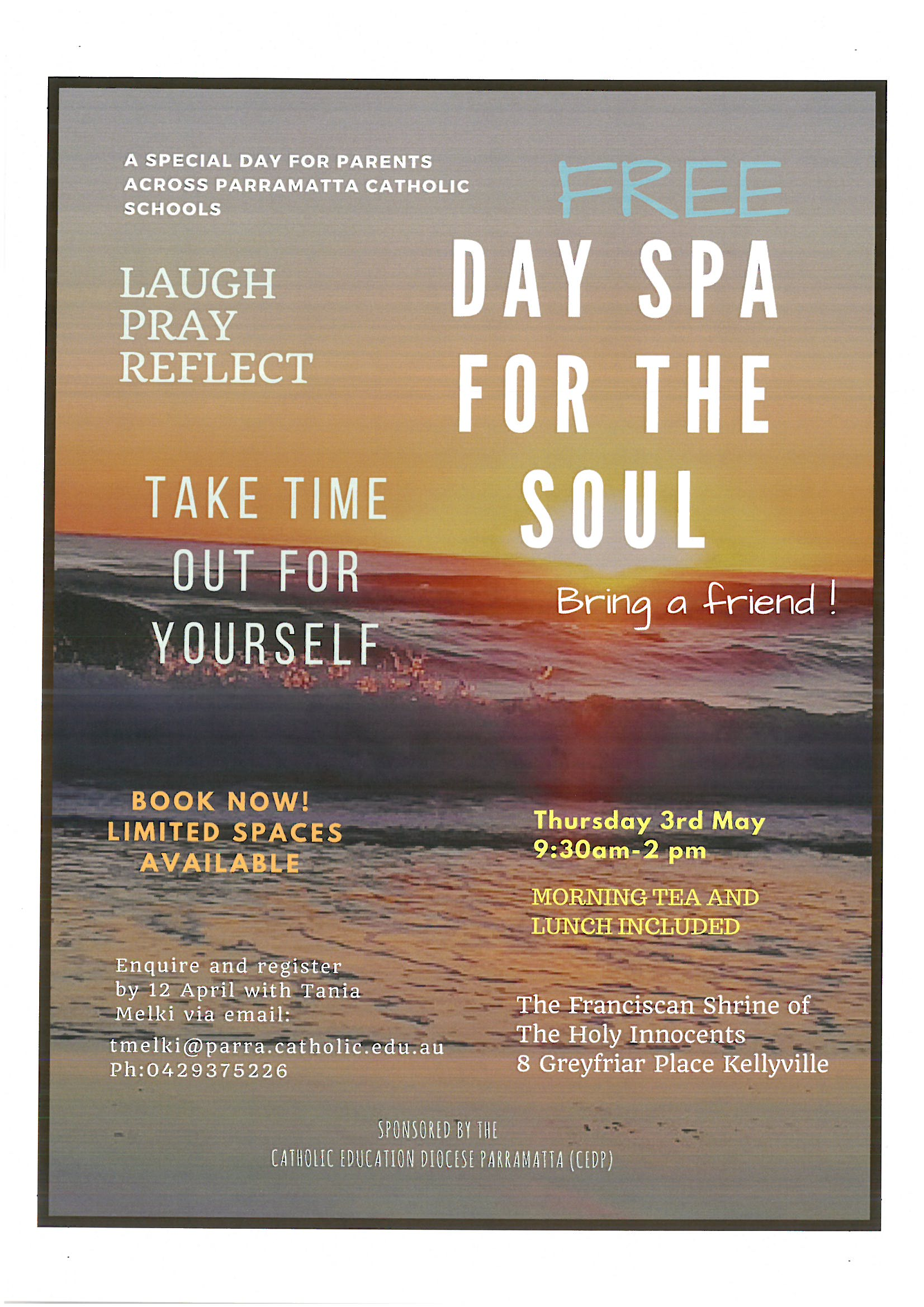 Day Spa for the Soul
