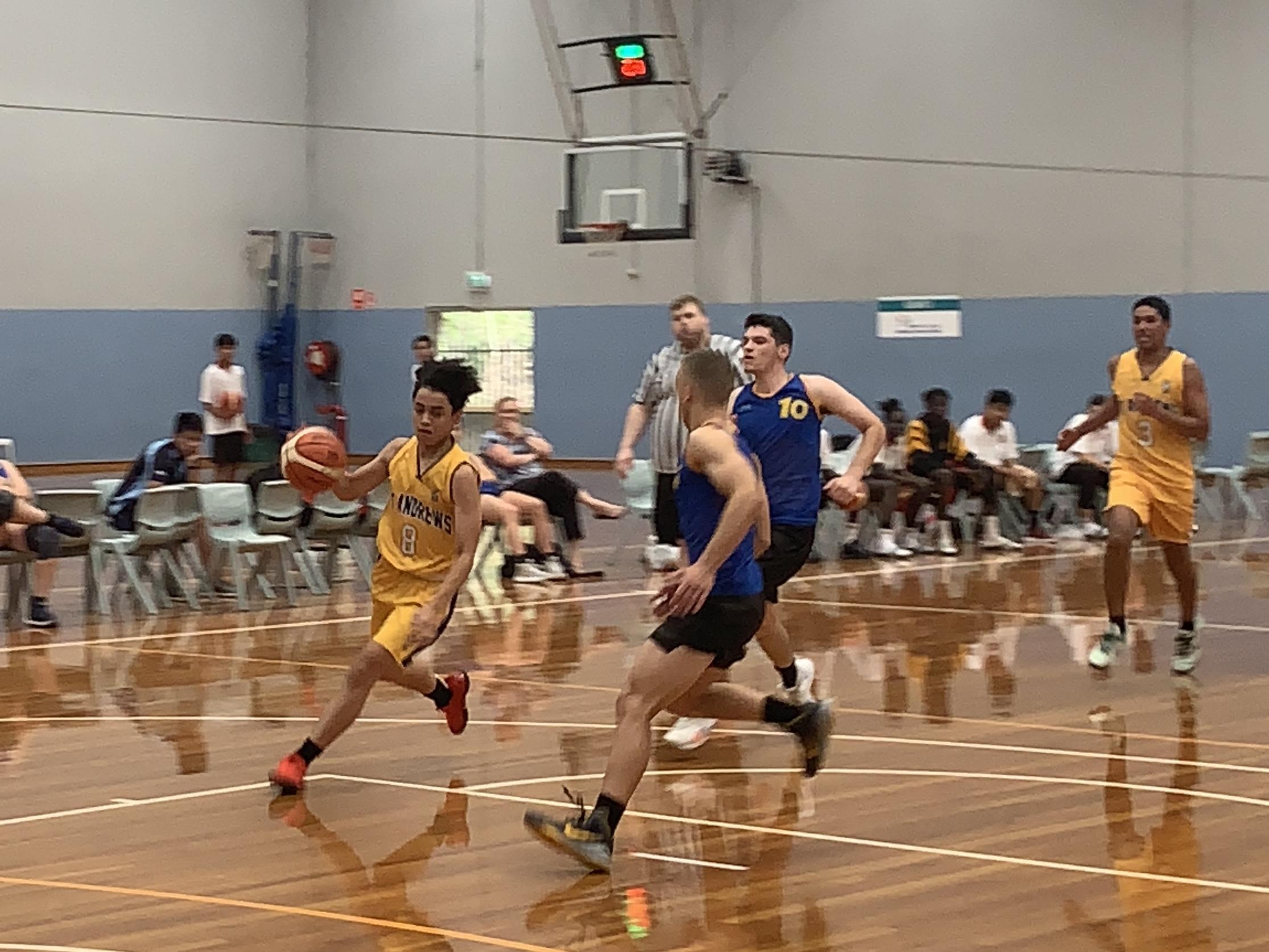 Basketball Open Gala Day Thumbnail